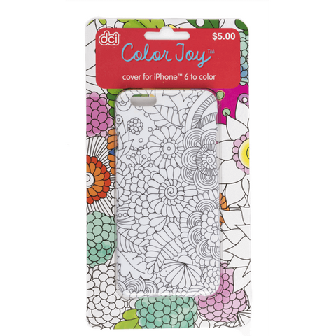 coloring iphone case