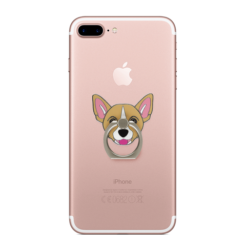 MOQ:12 Phone Ring: Corgi