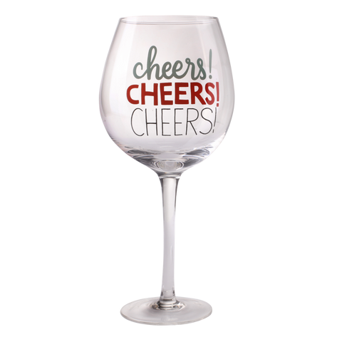 MOQ:6 CHEERS XL HOLIDAY WINE-ISM