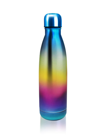 MOQ:12 IRIDESCENT WATER BOTTLE