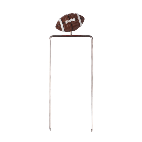 MOQ:12 SET OF 4 FOOTBALL SKEWERS
