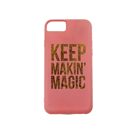 MOQ:12 iPhone™ Case for iPhone 6/7/8: Keep Makin' Magic