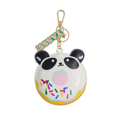 MOQ:12 Keychain Power Bank: Panda Donut