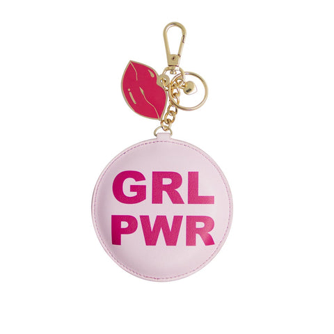 MOQ:12 Keychain Power Bank: GRL PWR
