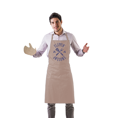 MOQ:6 Flippin' Awesome Apron Set