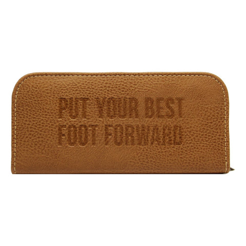 Shoe Shine Kit: Best Foot Forward