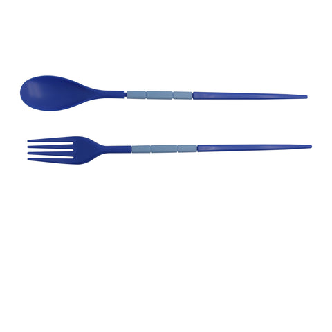 MOQ:8 Blue 3-1 Cutlery Set