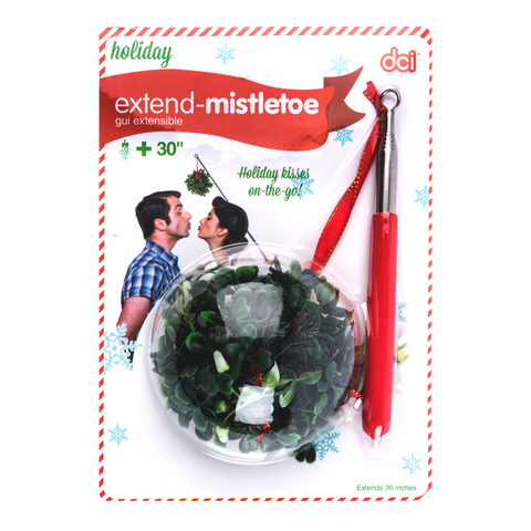 MOQ:12 Portable Mistletoe Stick