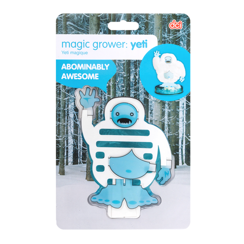 MOQ:24 Magic Growers - Yeti