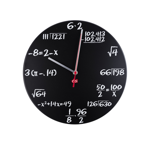 MOQ:4 Pop Quiz Clock