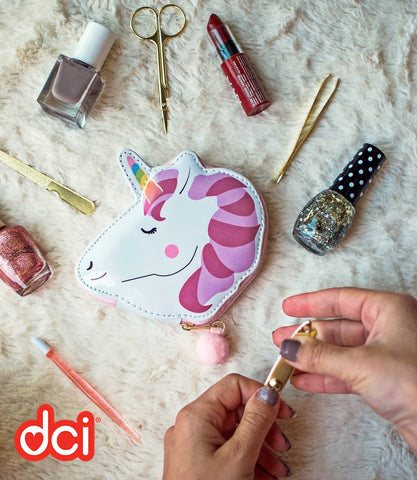 MOQ:12 Nail Manicure Kit: Unicorn