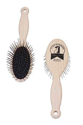 901 Pin Brush Large 35mm Black Pad