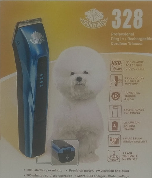 Furzone 328 Trimmer