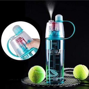 Spray Water Bottle