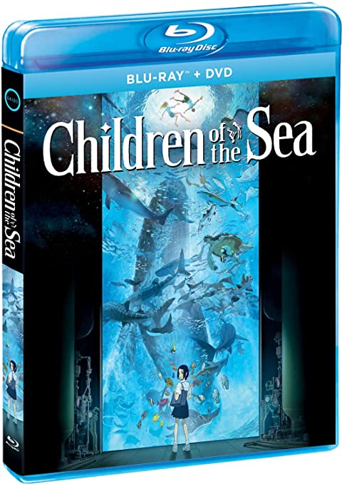 Children of the Sea ( DVD / Blu Ray )
