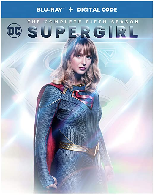 Supergirl: The Complete Fifth Season ( DVD / Blu-ray)