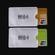 5pcs Anti RFID Wallet Blocking Card Reader