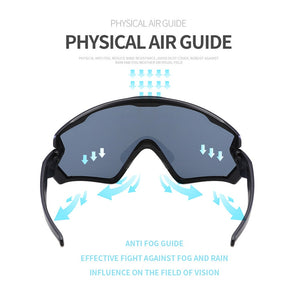 Polarized Sports Cycling Sunglasses