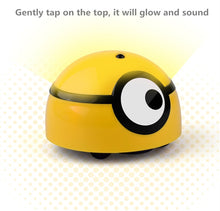 Intelligent Minions Escaping Toy With Sound