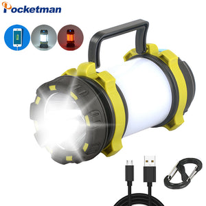 Portable LED Camping Light