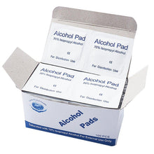 300pcs Disposable Alcohol Disinfection Sheets