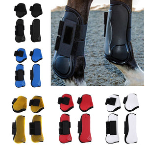 Horse Tendon and Fetlock Boots