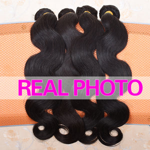 Brazilian Body Wave 100% Human Hair