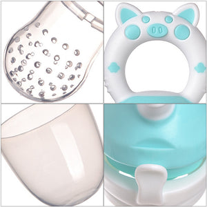 Silicone Baby Fresh Food Feeder