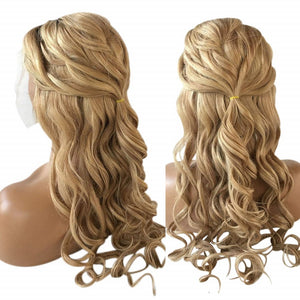 Loose Wave Lace Front Human Hair Wig