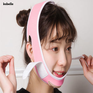 Face Slim V-Line Belt Strap