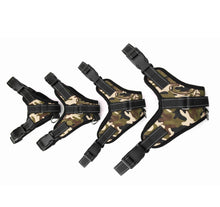 Heavy Duty Adjustable Nylon Pet Harness