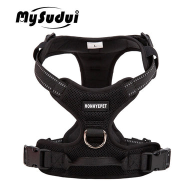 Heavy duty various sizes dog harness/car harness.