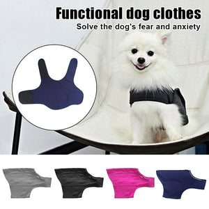 Breathable Dog Anxiety Jacket