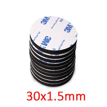 100pcs 3M Strong Pad Mounting Tape Double Sided Adhesive Acrylic Foam Tape. Multiple sizes available.