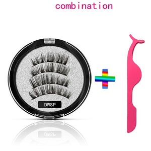 Magnetic Eyelashes With 5 Magnets