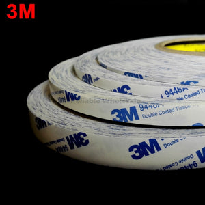 Original 3M White Strong Acrylic Glue Tape
