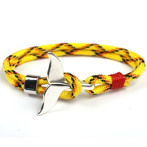 Survival Anchor Bracelet ( many colors and variants )