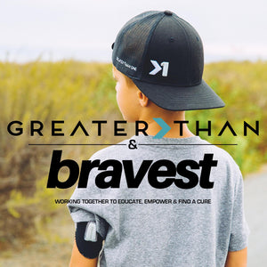 Greater Than teams up with The Bravest!