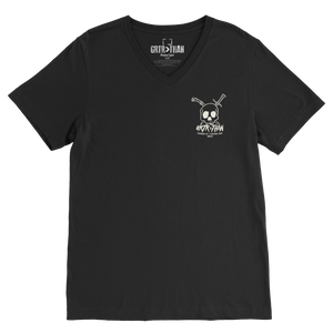 FIGHTING LOWS V-NECK BLACK (MENS) - Greater Than
