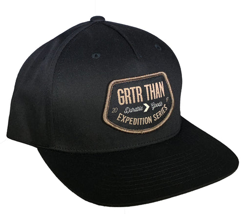 GRTR THAN EXPEDITION SERIES - (Black) - Greater Than