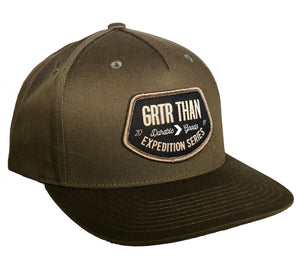 GRTR THAN EXPEDITION SERIES (Loden) - Greater Than