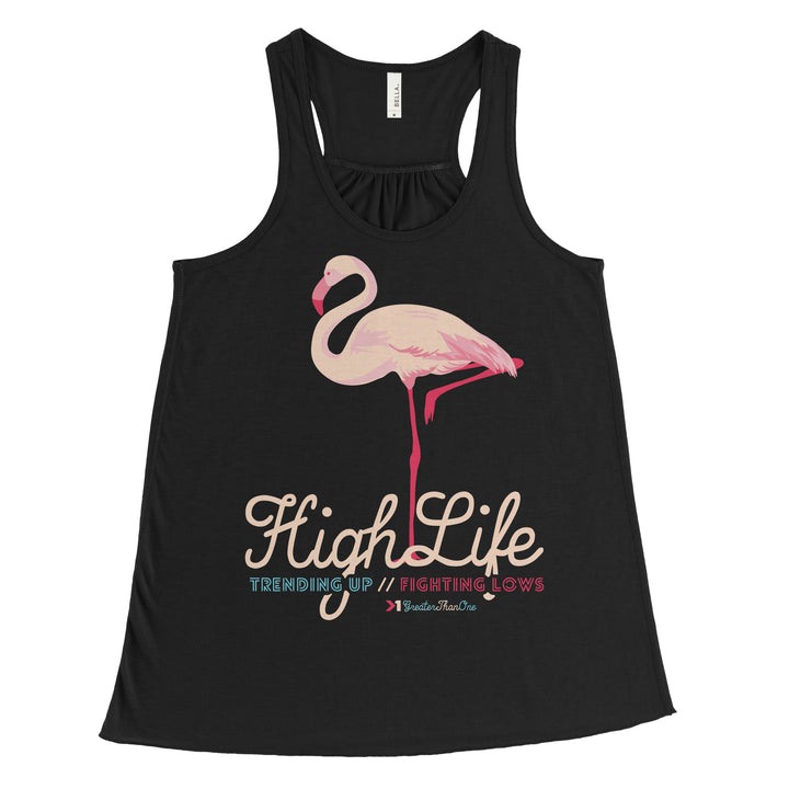 HIGH LIFE TANK TOP (WOMENS)
