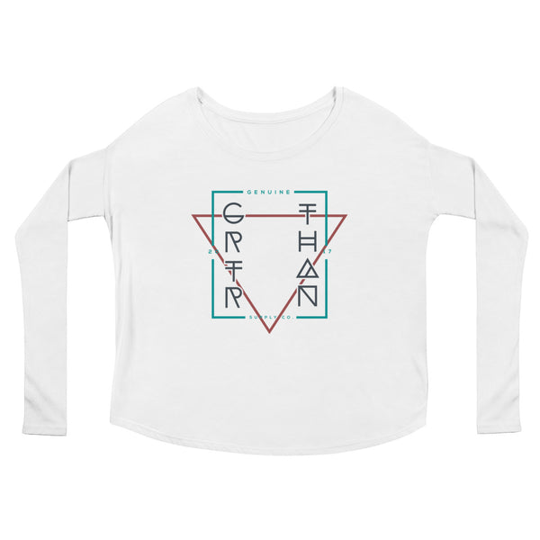 MIAMI LONG SLEEVE T-SHIRT (WOMENS)