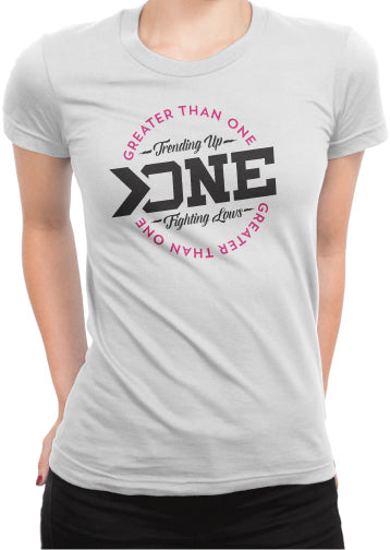 GRREATER THAN ONE T-SHIRT (WOMENS) >1