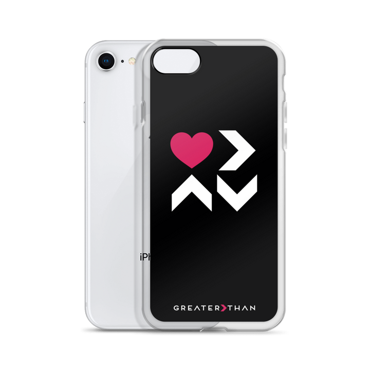 LOVE IS IPHONE CASE - Greater Than