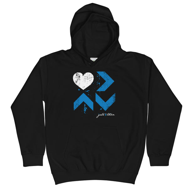 UNISEX YOUTH LOVE IS HOODIE