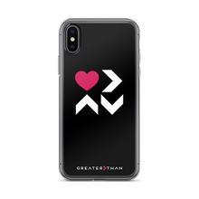 LOVE IS GREATER THAN HIGHS & LOWS IPHONE CASE