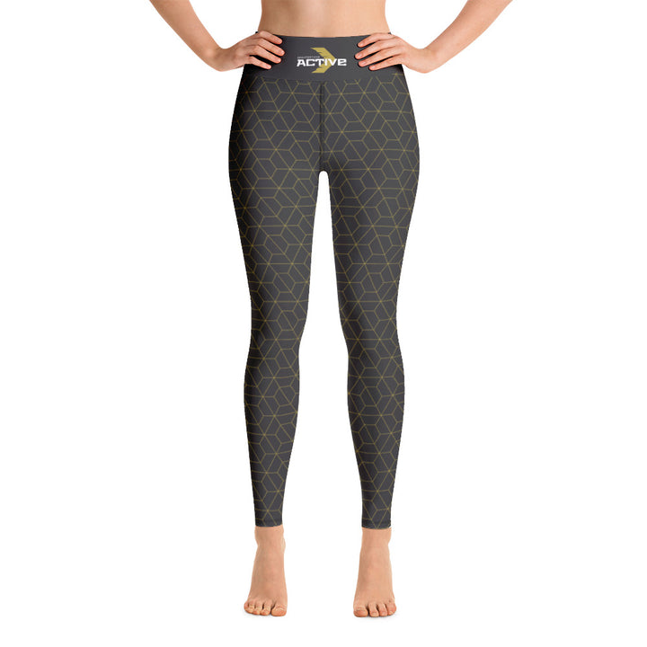 GEO TWO LEGGINGS
