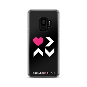 LOVE IS SAMSUNG CASE - Greater Than