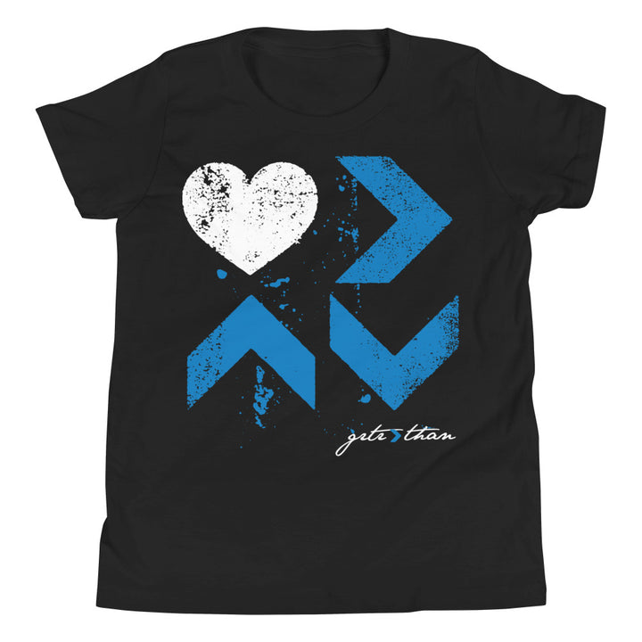 UNISEX YOUTH LOVE IS TEE